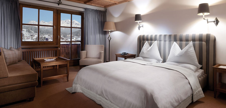 Schwarzer Adler, Kitzbühel, Austria - Typical 'Walde' twin bedroom.jpg